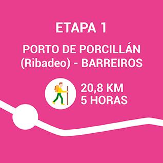 porto de porcillán (ribadeo) - Barreiros