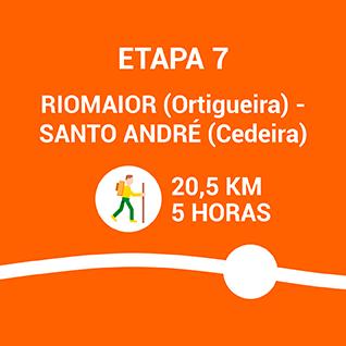 Riomaior (ortigueira) - Santo André (Cedeira)