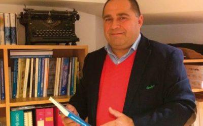 Entrevista al Presidente de la Fundación Santo André de Teixido en el Comarcal de FerrolTerra, Eume y Ortegal
