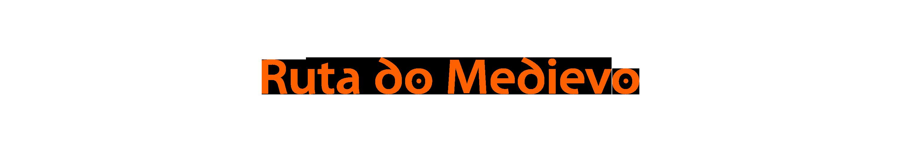 Ruta do Medievo