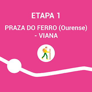 Praza do Ferro (ourense) - Viana
