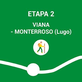 Viana - Monterroso (Lugo)