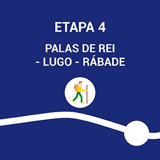 Palas de Rei - Lugo - Rábade