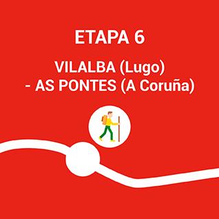 Vilalba (Lugo) - As Pontes (A Coruña)