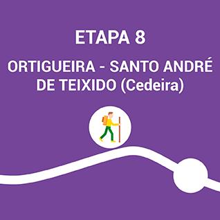 Ortigueira - Santo André de Teixido (Cedeira)