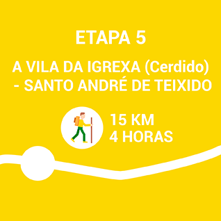 A Vila da Igrexia (Cerdido) - Santo André de Teixido
