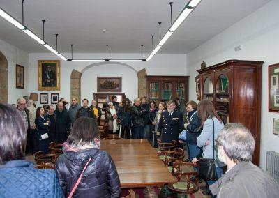 Visita Museo Naval