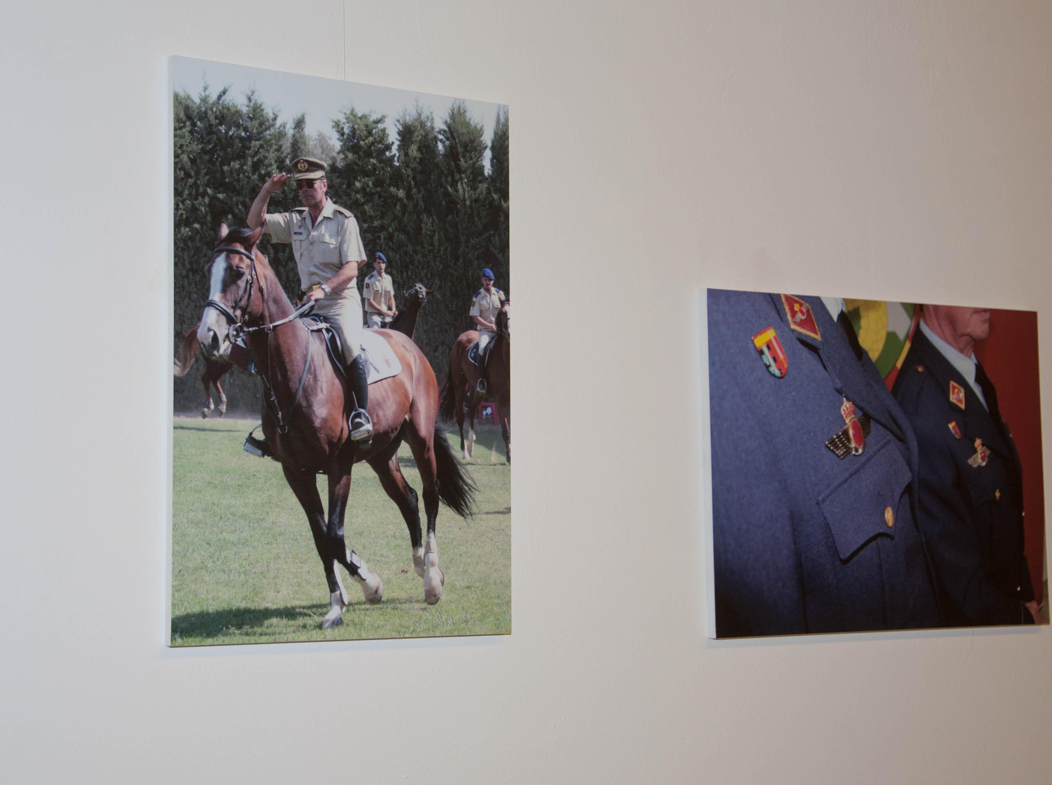 Fotos da exposición