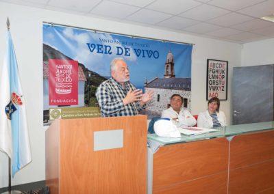 Intervención do secretario do CONCURSO SAT 2017_CONCURSO SAT 2017
