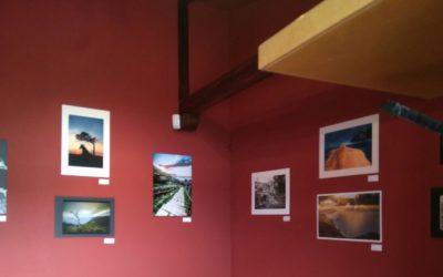 Exposición en Cedeira con las fotografías premiadas en el concurso Camiño a Santo André de Teixido 2017